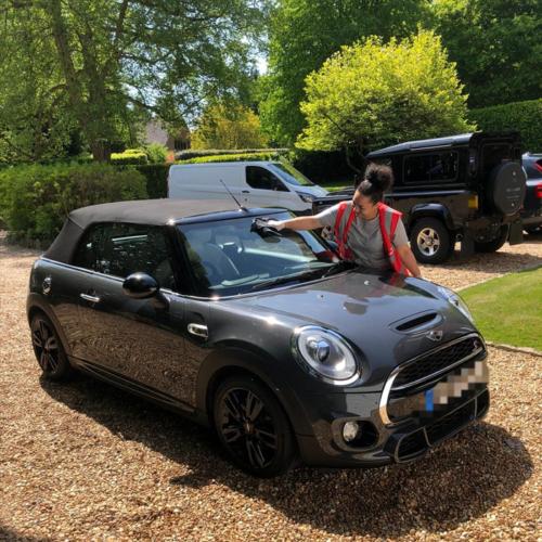 Car wash Edenbridge Kent